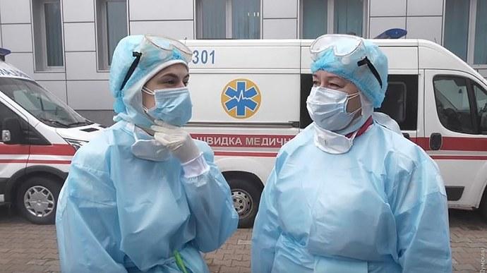 В Украине за сутки 420 новых случаев COVID-19