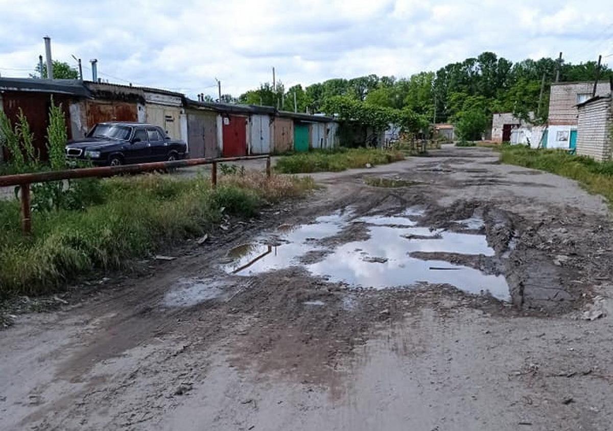 Перед выборами Сенкевич обещал сделать этот участок