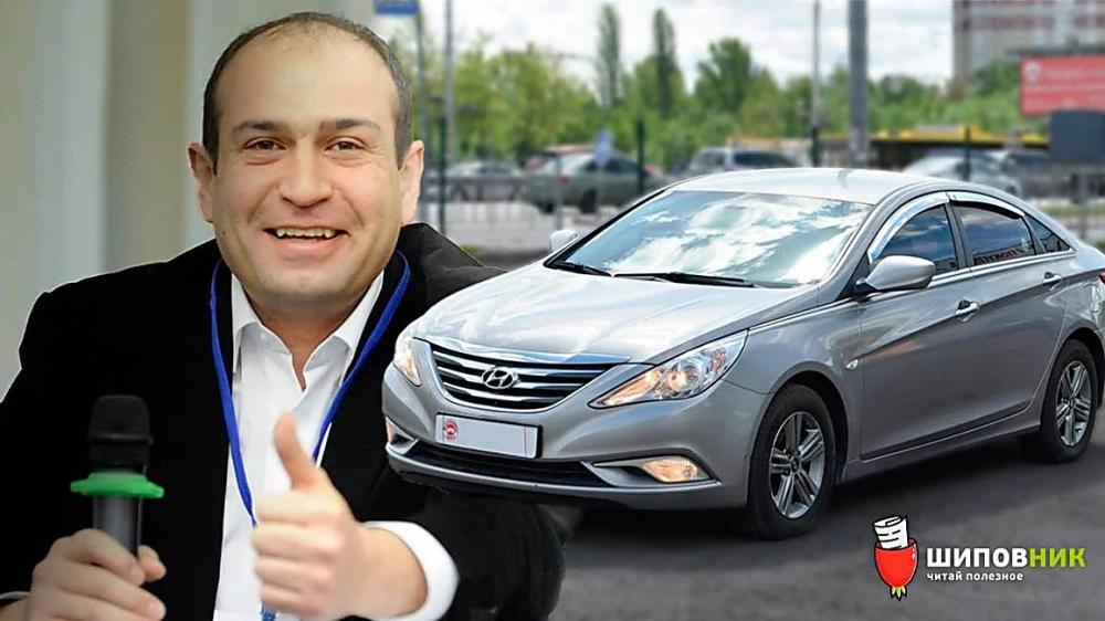 Мэрия Николаева в 230 раз переплачивает за аренду авто для Мкртчяна
