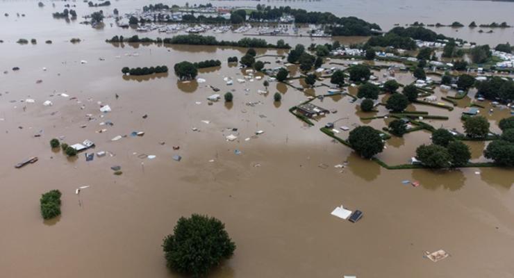 Потоп в Европе унес сотни жизней