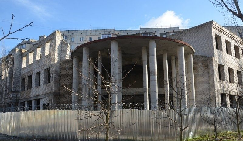Скандальный недострой на Намыве в Николаеве: на реконструкцию попросят денег из госбюджета