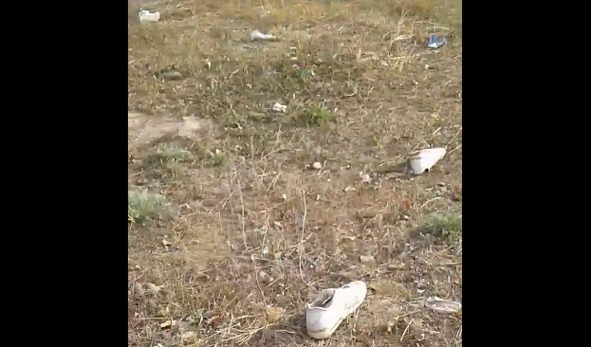 Жители возмущены мусором на улицах Корабельного района