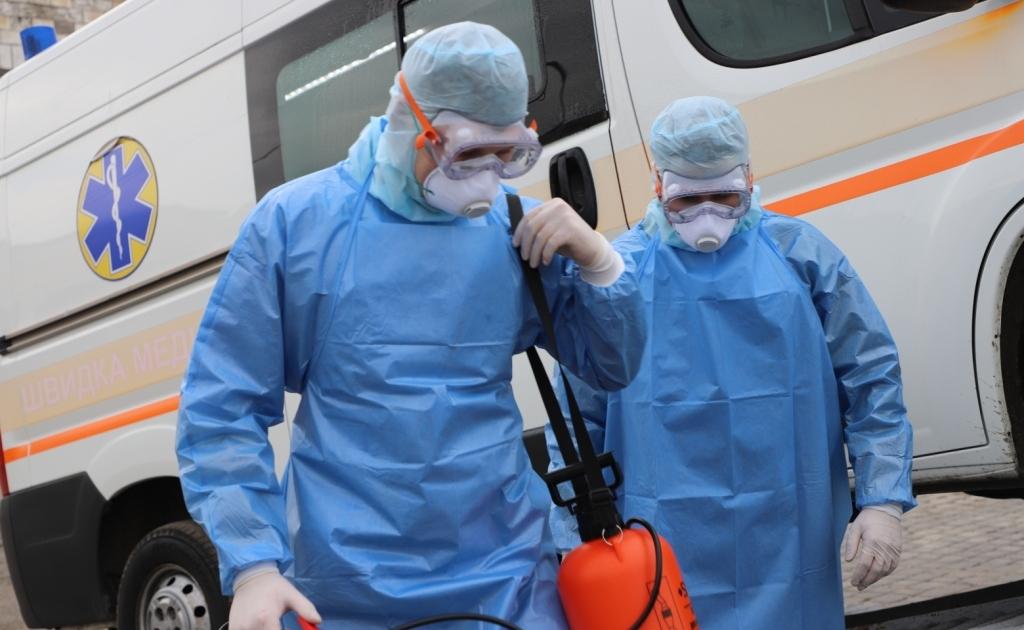 COVID в Корабельном: 3 смерти за неделю и 120 новых больных