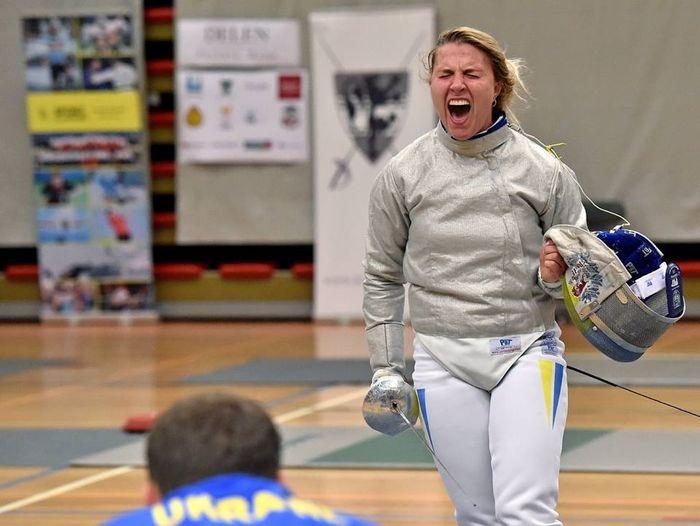 Ольга Харлан выборола первенство в Кубке мира по фехтованию