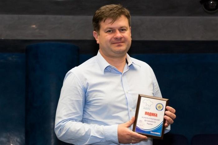 Евгений Пасечный получил должность главы Федерации футбола Николаева