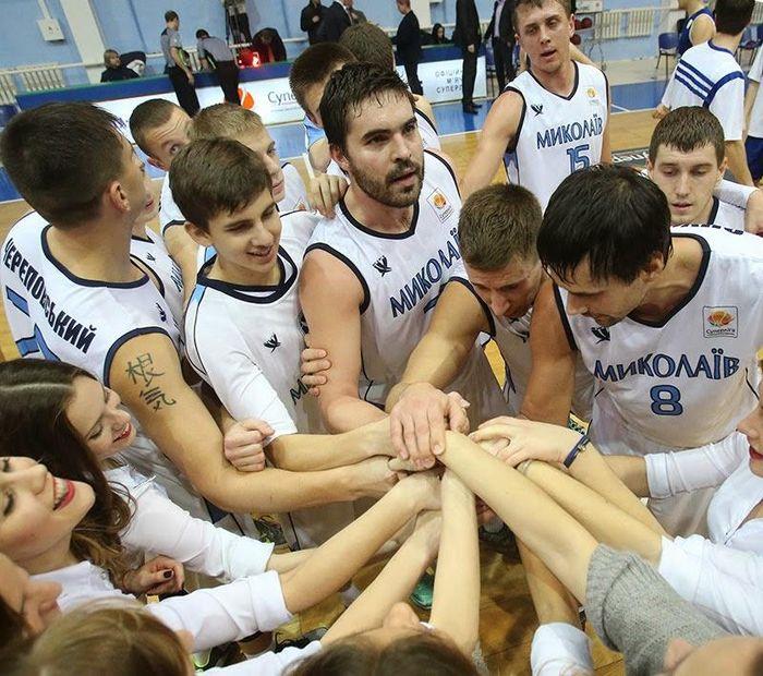 МБК Николаев разгромил БИПу в домашнем матче