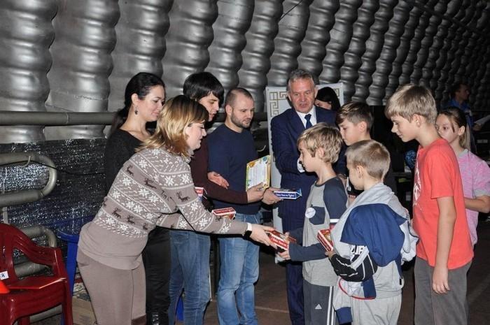 У Миколаєві відбулося спортивне свято «Майбутні олімпійці»