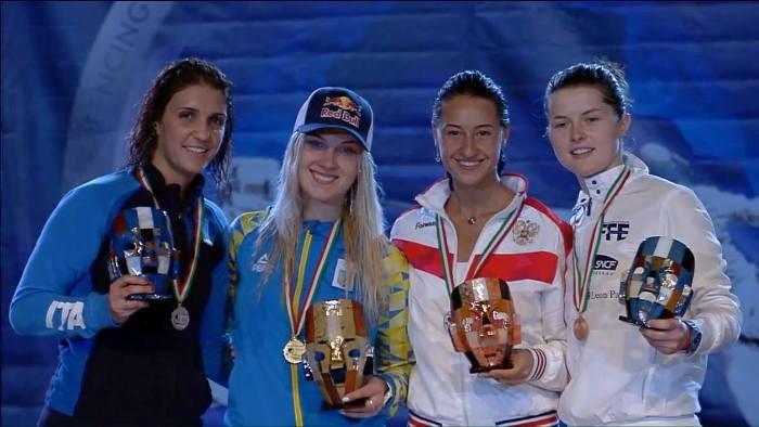 Ольга Харлан одержала победу на этапе Кубке мира в Мексике
