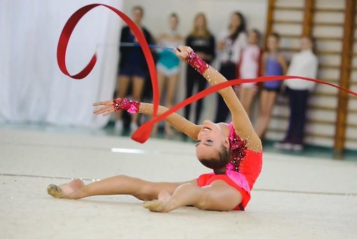 В Николаеве прошел Международный турнир по художественной гимнастике