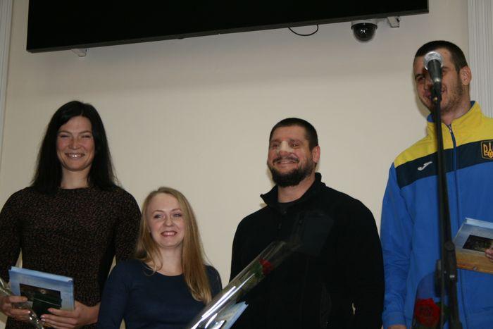В ОГА отметили лучших спортсменов и тренеров Николаевщины