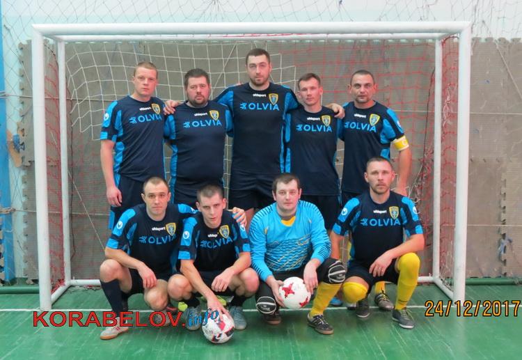 Портовики Николаева показали клас на футзальном поле