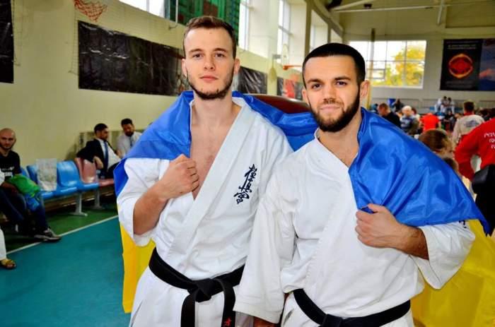 Николаевские каратисты стали лучшими на турнире в Молдове (ФОТО)