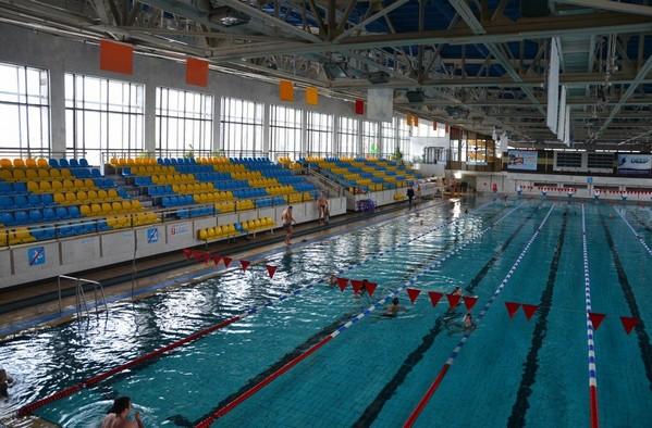 В «Водолее» прошёл детский чемпионат по синхронному плаванию (ФОТО)