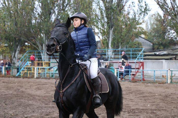 В Варваровке завершился чемпионат по конному спорту (ФОТО)