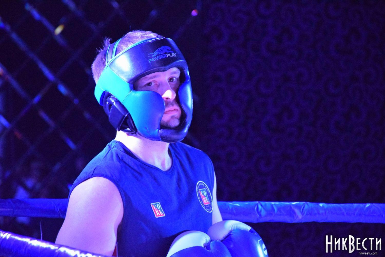 В Николаеве прошёл вечер бокса, организованный тренером Корчинским (ФОТО)