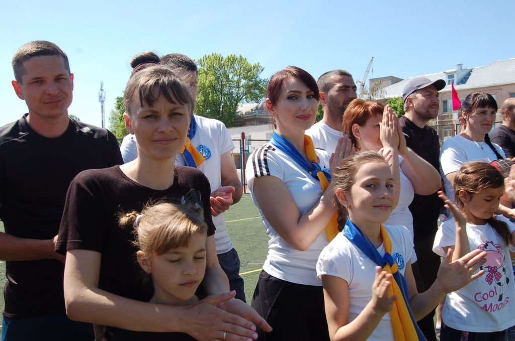 Тенденція спортивного родинного проведення часу у Миколаєві