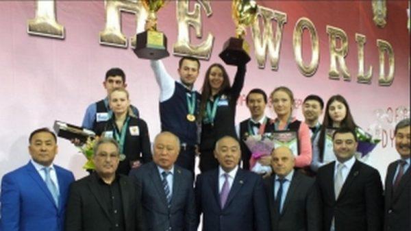 Бильярдист из Корабельного района Николаева стал чемпионом мира