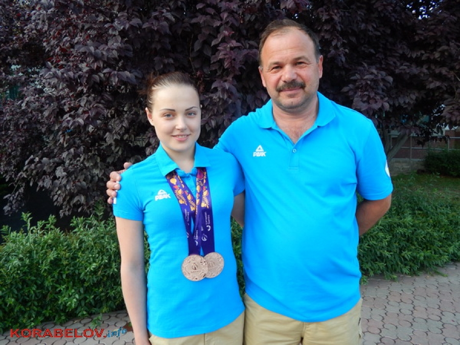Заслуженному тренеру Украины Сергею Гуменюку из Николаева – 55!