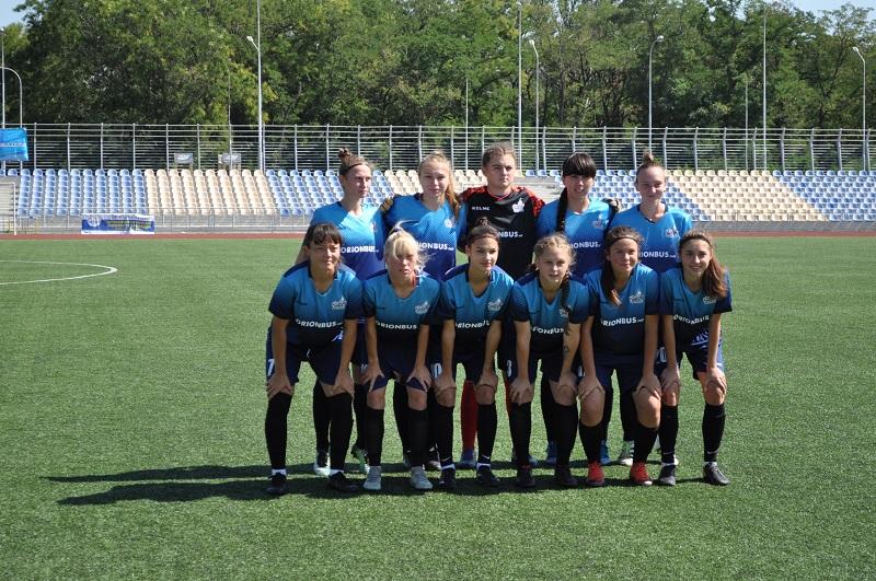 ФК «Ника» победой дебютировала в Высшей лиге Чемпионата Украины среди женских команд