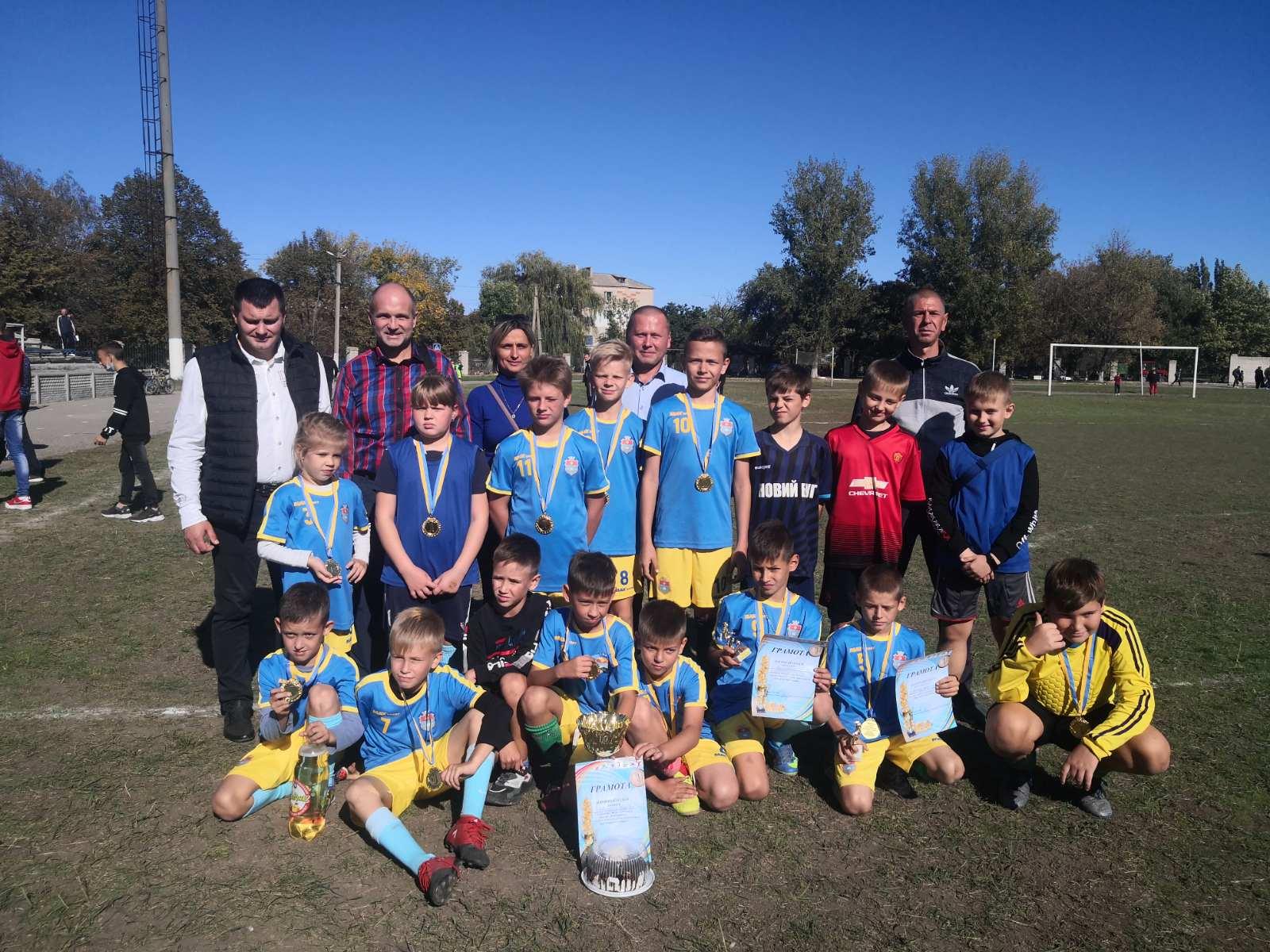 В Новом Буге прошел турнир по мини-футболу