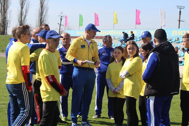Председатель Федерации футбола Березанского района Игорь Чапчай о реставрации поля, готовности команды к сезону и о спортивных планах