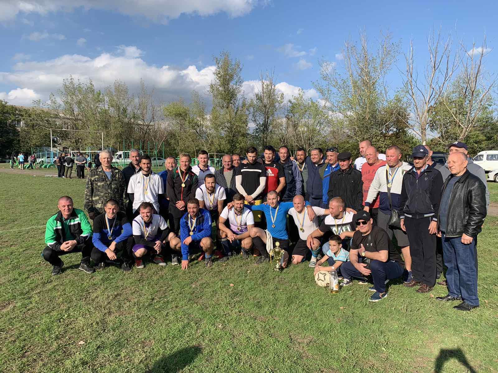 В Витовском районе провели Кубок закрытия футбольного сезона