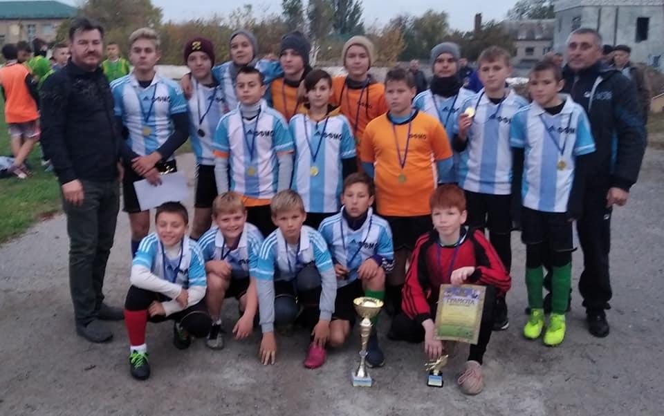 В Баштанке провели турнир памяти выдающегося тренера Семена Кравченко
