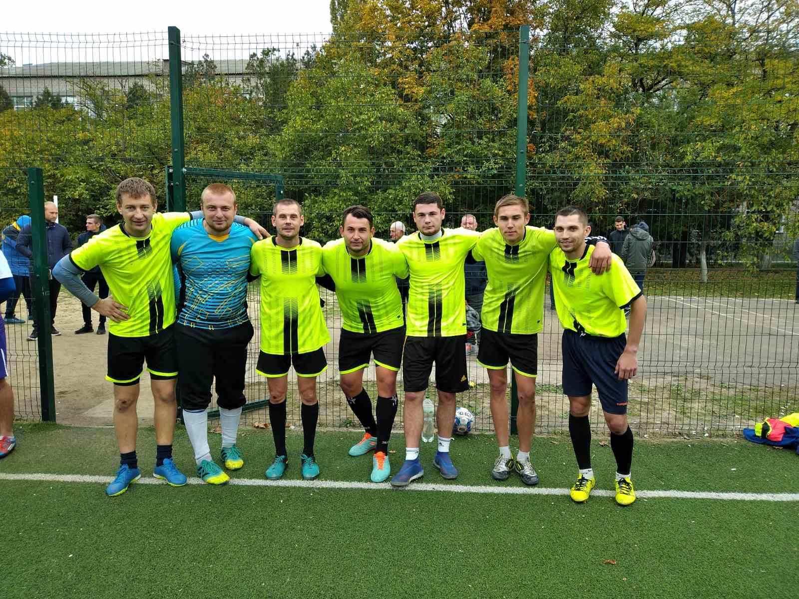 В Витовском районе провели соревнования по мини-футболу