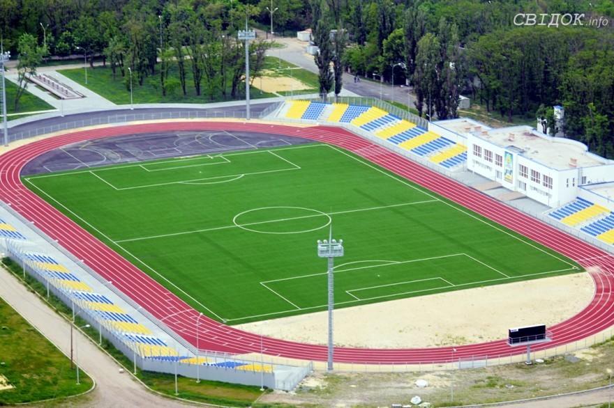 Мэр Сенкевич хочет построить по госпрограмме спортгородок в парке «Победа»