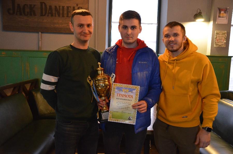 В Николаеве состоялся второй официальный турнир по электронному футболу Зимний Кубок Николаевской области по FIFA 21