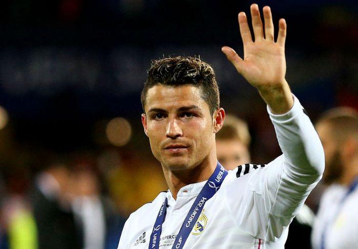 Криштиану Роналду стал лучшим футболистом 2017 года