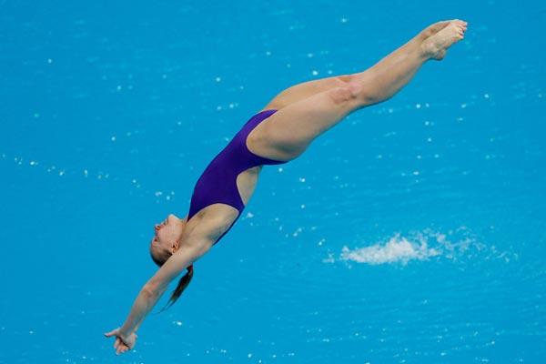 Николаевские прыгуны в воду заволевали более 30 медалей на кубке «Водолея»