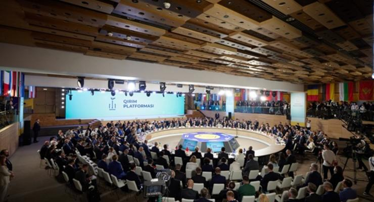 Итоги 23.08: Саммит по Крыму и День флага