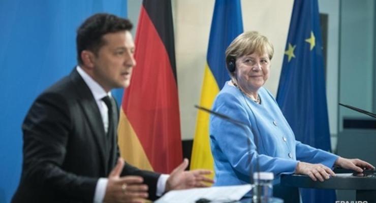 Итоги 22.08: Встреча с Меркель и борт из Кабула