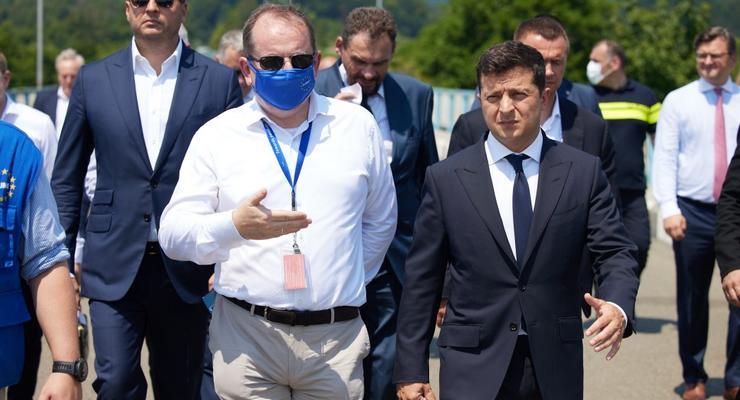 Итоги 19 июля: Дело по Тупицкому и поездка Зеленского в Грузию
